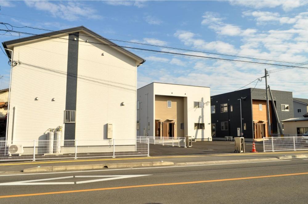 【佐賀県佐賀市】アパート型グループホーム+B型就労支援施設
